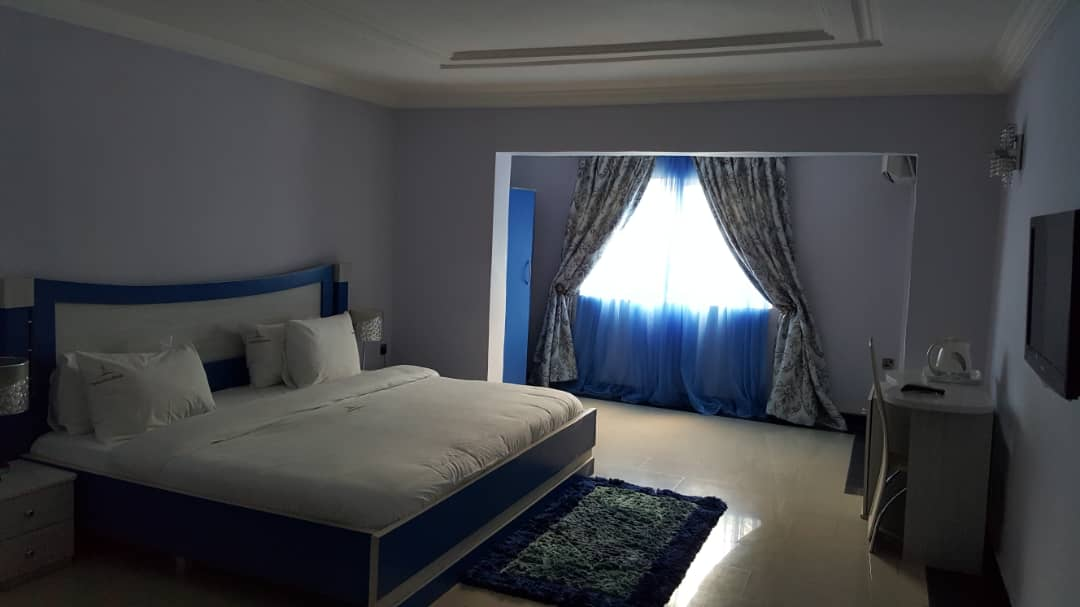 Top-Notch Suites and Apartments - Hotelbooking Nigeria