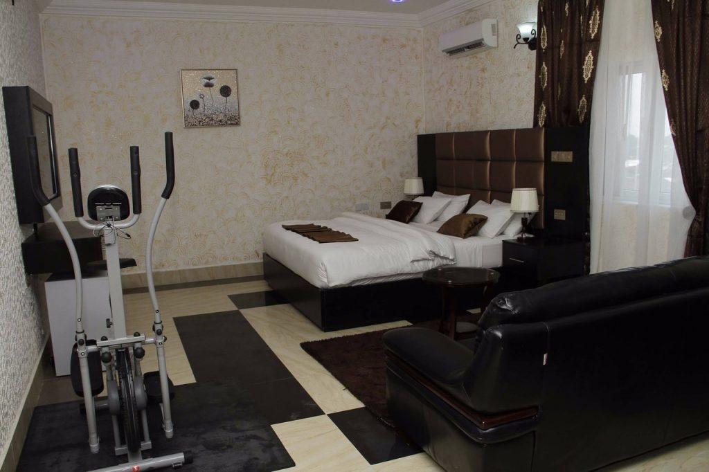 Ugwils hotels and suites Calabar